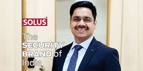 ISR - 2018, Interview with Mr Hariom Sharma - Director Sales & Marketing, Solus