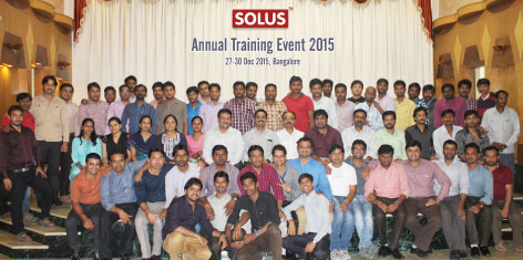 The 5th Annual Training Event held (27–30 December 2015)